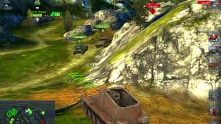 Sturer Emil grind ep 3 - World Of Tanks Blitz