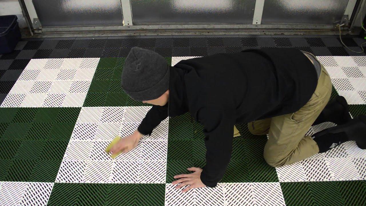 Race Deck Free Flow Slippery Review Fix YouTube - Slippery floor tiles fix