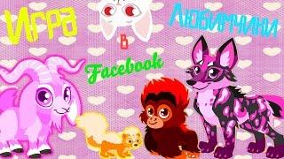 Игра любимчики в Facebook