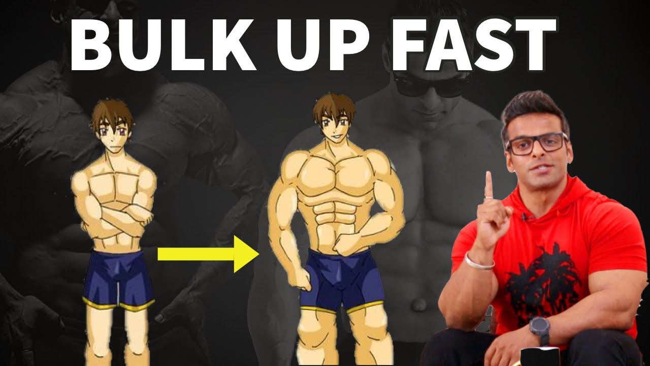 Download Diet Tips to Bulk Up Fast | Muscle Building Tips | Yatinder Singh