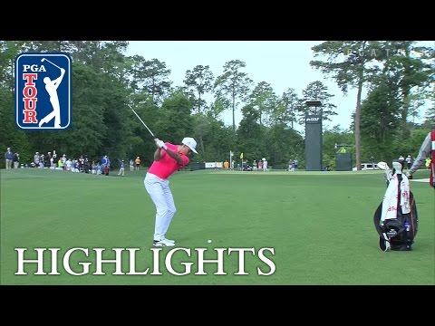 Highlights |  Shell Houston Open | Round 1