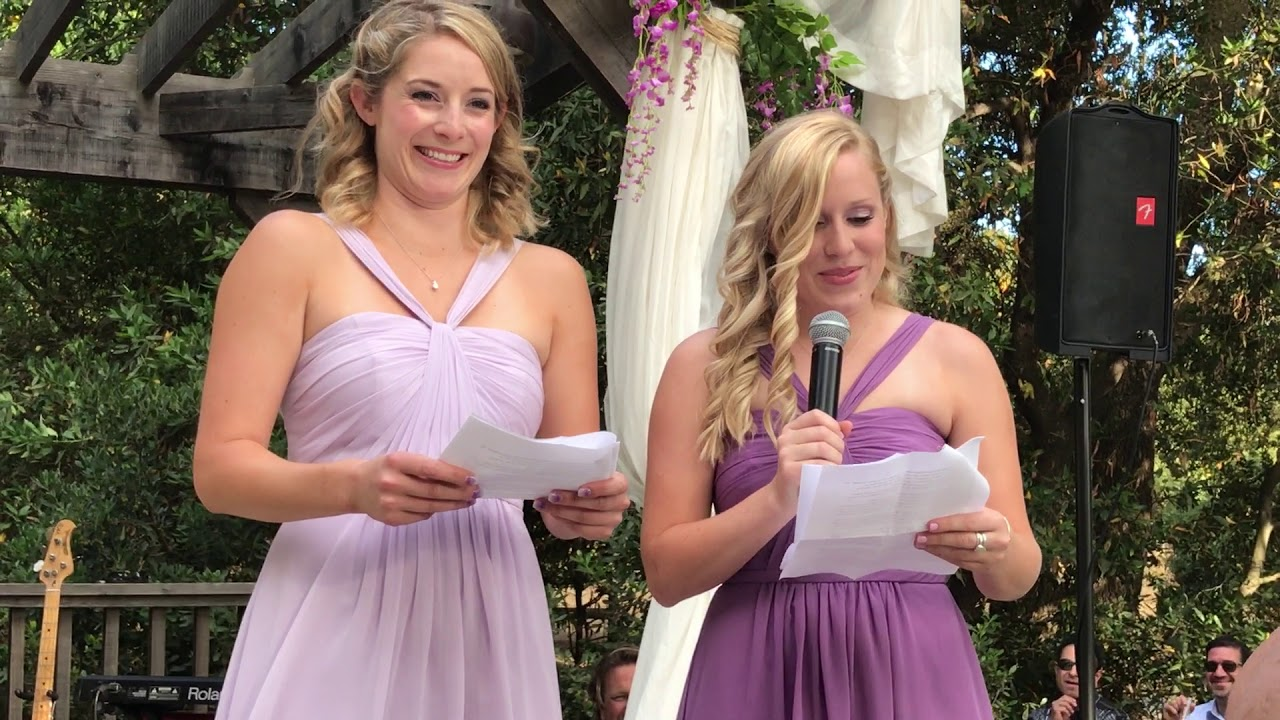 Two Daughters Wedding Sch Roast For