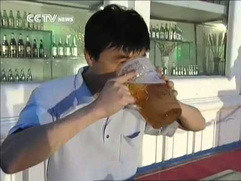 Living for Beer: strolling down Qingdao's colorful and entertaining Beer Street