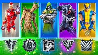 The *RANDOM* Marvel Boss Challenge in Fortnite!