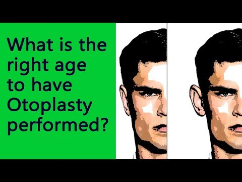 What Is The Right Age To Have Otoplasty Performed? | Dr