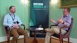 Northern Waves TV - A Norigin Media Initiative: Speaker Insight - Trond Hindenes