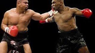 Mike Tyson vs David Tua