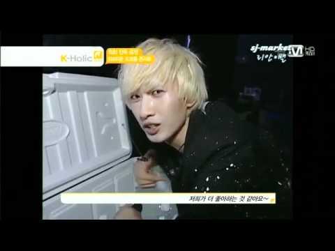 Eunhyuk cooling on icebox??