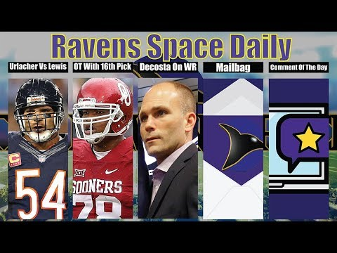 Kevin Mawae Thinks Urlacher is Better Than Lewis ? - Ravens Space News (Use to be Ravens Space Daily