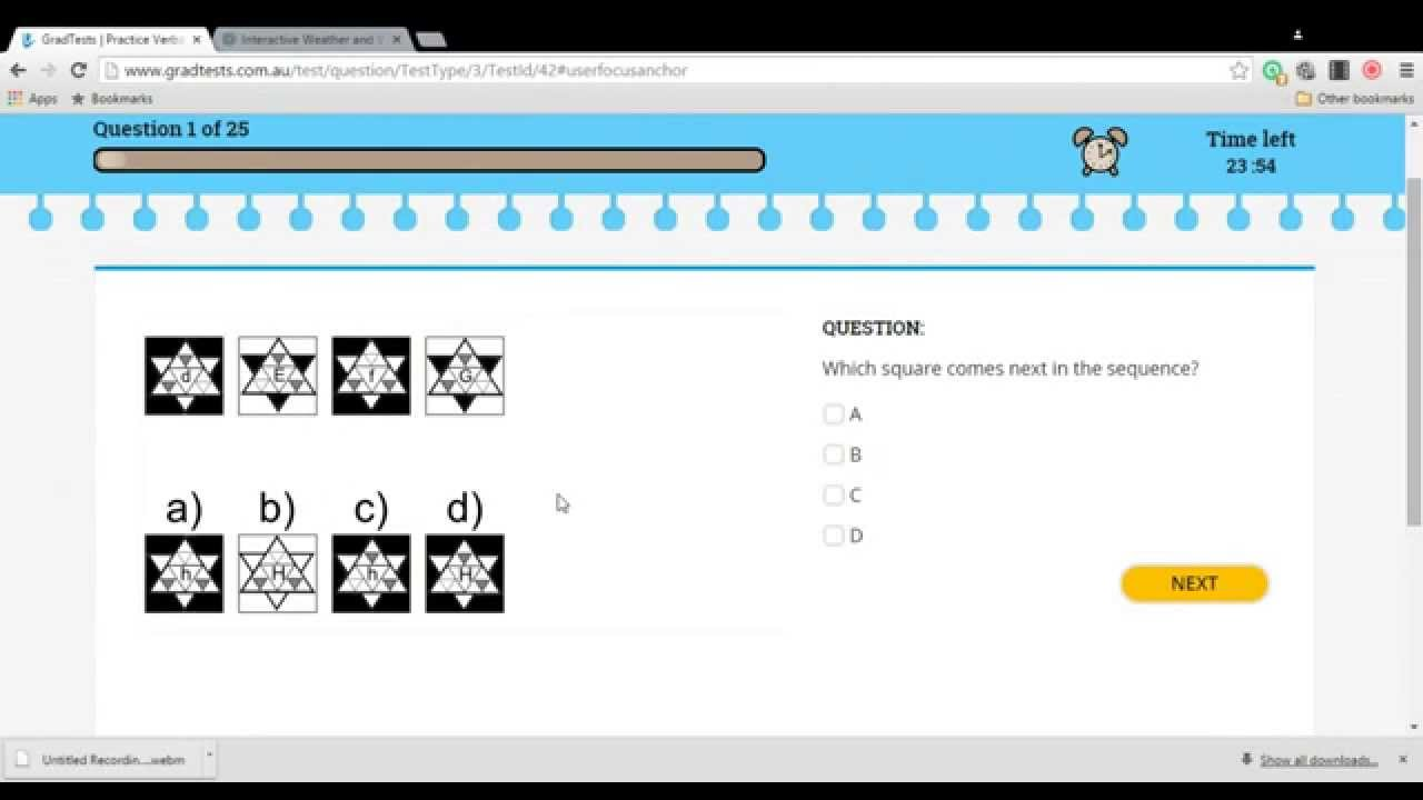 Gradtests inductive reasoning question quick example 2 youtube fandeluxe Images