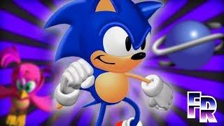 FR: Sonic 3D Blast for Sega Saturn