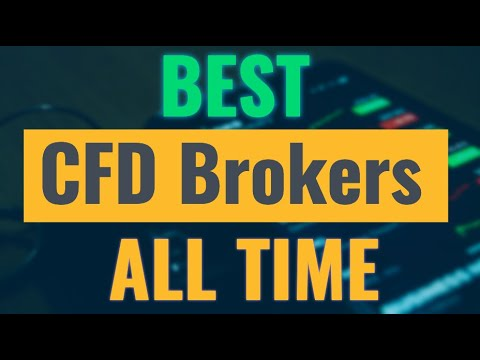 BEST CFD BROKER  WHAT CFD BROKER TO USE FOR DAY TRADING 100 REGULATED CFD brokers of 2020