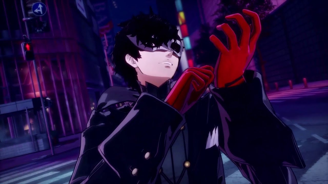 Persona 5 Strikers Announce Trailer
