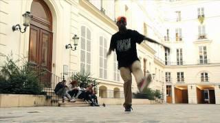 Kapela (Serial Stepperz) Bboy Tutorial | TOPROCK in Paris