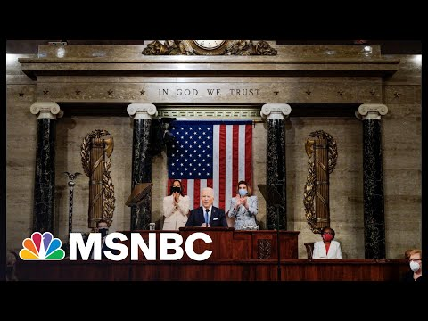 Biden Declares 'The Future Will Belong To America'   The 11th Hour   MSNBC