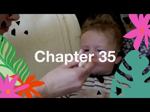 Chapter 35: I Love My Baby, But...Starting Solids
