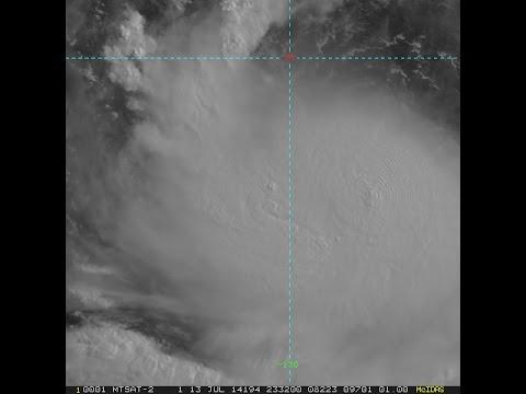 Tropical Storm Rammasun [Glenda] Intensifies - Update 3 (July 14, 2014)