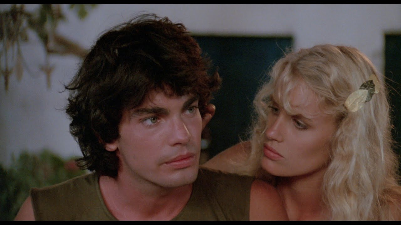 Summer Lovers Blu-ray: Limited Edition to 3000 - SOLD OUT  |Summer Lovers 1986