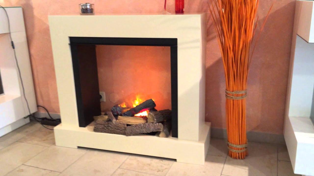 Sono   Darstellung Als Elektrokamin Mit 3D Feuer, Auch Als Bioethanol Kamin  Möglich   YouTube