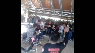 Black Coffee Reggae intro+pasir putih (cover)
