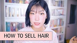 How I Sold My Hair - The Whole Process (+ offered $2,500 to shave my head)