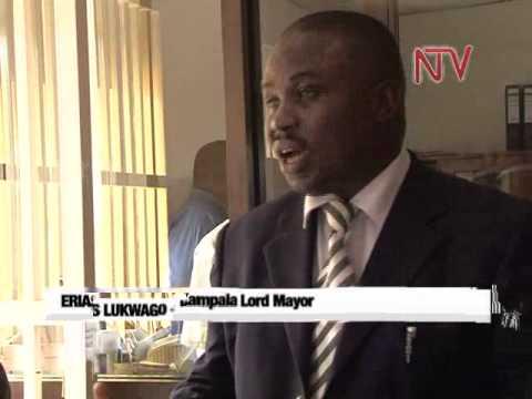 KAMPALA MAYOR LUKWAGO TOURS KCCA ALTERNATIVE MARKETS