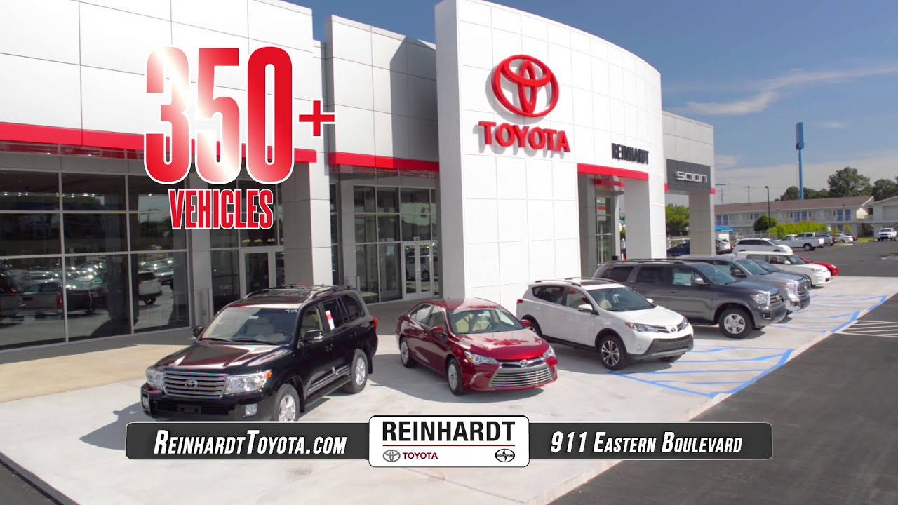 Reinhardt Toyota Montgomery AL Sedan Super Savings Event