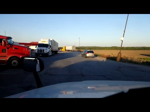 BigRigTravels LIVE! - Shelby to Atalissa, Iowa - Interstate 80 - May 13, 2017