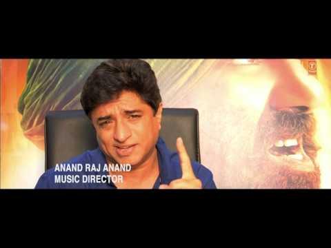 Song Making: Daaru Band Kal Se   Singh Saab The Great   Sunny Deol, Urvashi Rautela