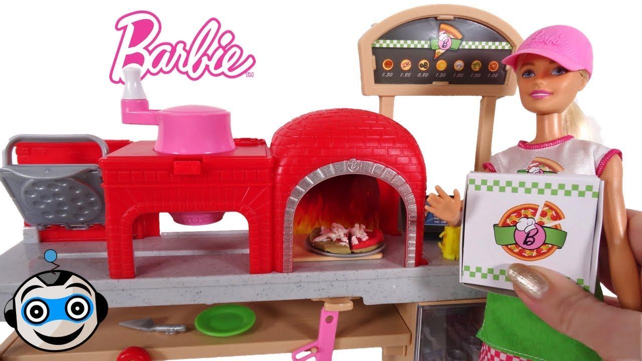 La Pizzería de Barbie
