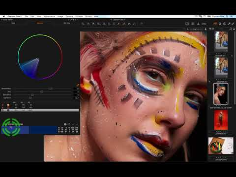 Capture One 11 Webinar | Working with Color