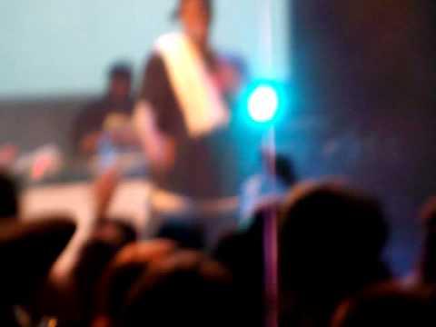 Tronic Tour 2009 Elzhi & Black Milk Live @ Luxor Live Arnhem 27-03-2009 part 17