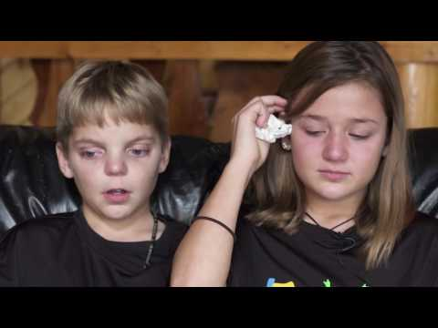 Living with Juvenile Huntington's Disease