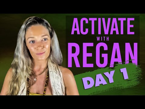 Activate With Regan Day 1