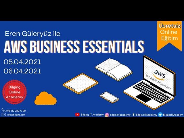 AWS Business Essentials Tanıtım