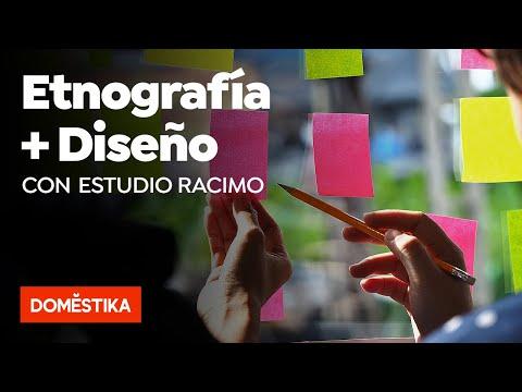 Etnografía aplicada al diseño de productos y servicios - Curso online de Racimo Estudio
