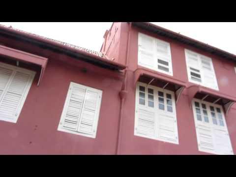 Melaka - Stadthuys and Christ Church