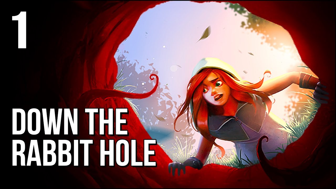 Down The Rabbit Hole | Part 1 | Chasing The White Rabbit