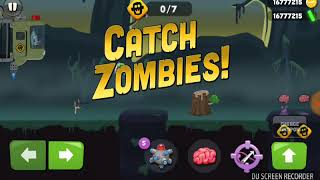Zombies catchers hack version.Unlimited gold and gems.