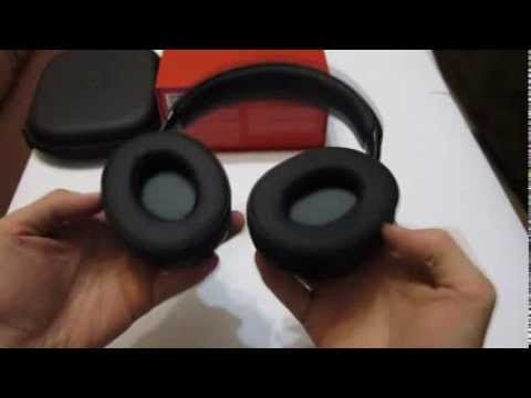 Unboxing Beats Executive (Beats by Dr. Dre) Asmr /Relaxing (No Talking)
