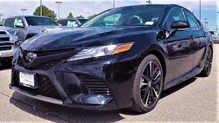 2019 Toyota Camry XSE: The V6 Camry Is Surprisingly Good!