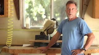 How To Cut Wall Trim : Woodworking Tips