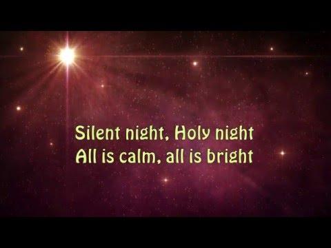 Silent Night ~ Casting Crowns ~ lyric video