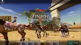 Speed Team Racing #1 Killing Speed Team - Alicia Online