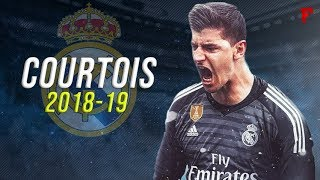 Thibaut Courtois 2018 ● Welcome to Real Madrid | Crazy Saves | HD