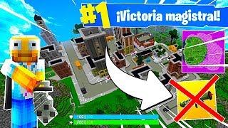 🏔️ ¡ARMAS PROHIBIDAS en FORTNITE: BATTLE ROYALE en PISOS PICADOS en MINECRAFT! #2