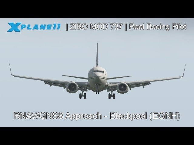 XP11 Zibo Mod 737 / Ultimate 739 | Traveler Video