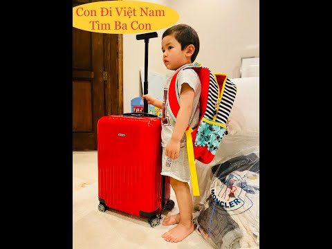 Thiên Từ Muốn Bỏ Nhà đi Về Việt Nam Tìm Ba Trường - Theo Hãng Hàng Không Vietnam Airlines