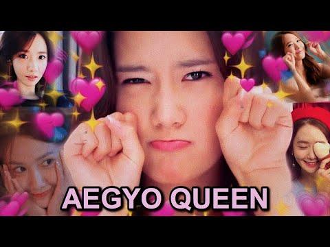 SNSD Yoona Aegyo Compilation