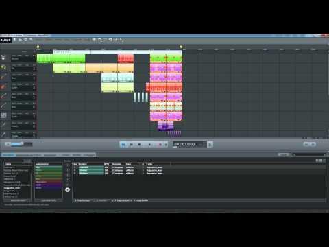 Magix Music Maker - Reggaeton - Samples Loops - DAW